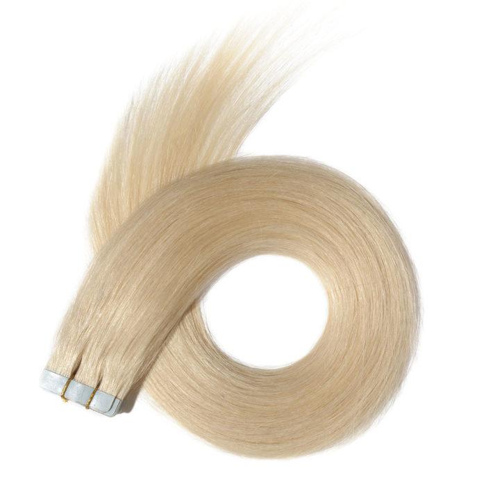 easy tape vlasy najsvetlejsia blond
