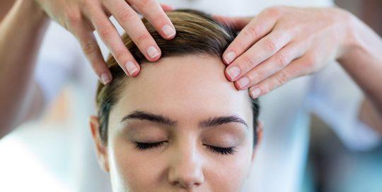 indicka masaz hlavy