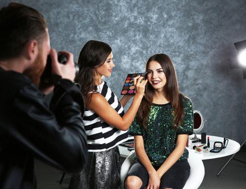 Módny a fotografický make up
