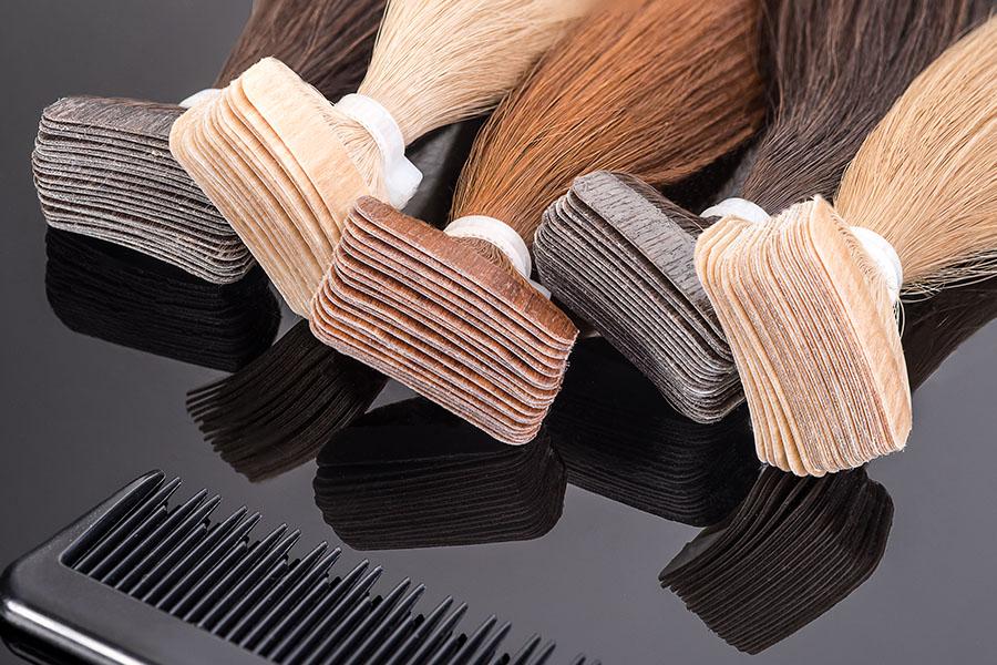 Napájanie vlasov Easy Tape