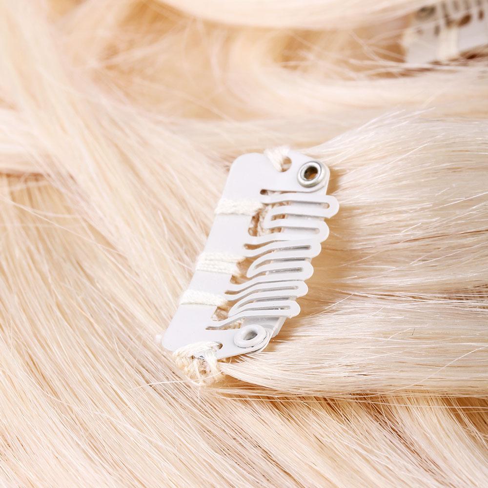 vlasy na napajanie clip in